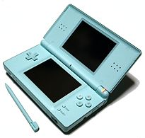 La Nintendo DS lite